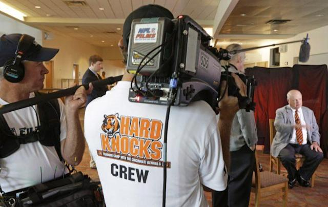 """The HBO show """"Hard Knocks"""" has been extended for four more seasons. (AP)"""