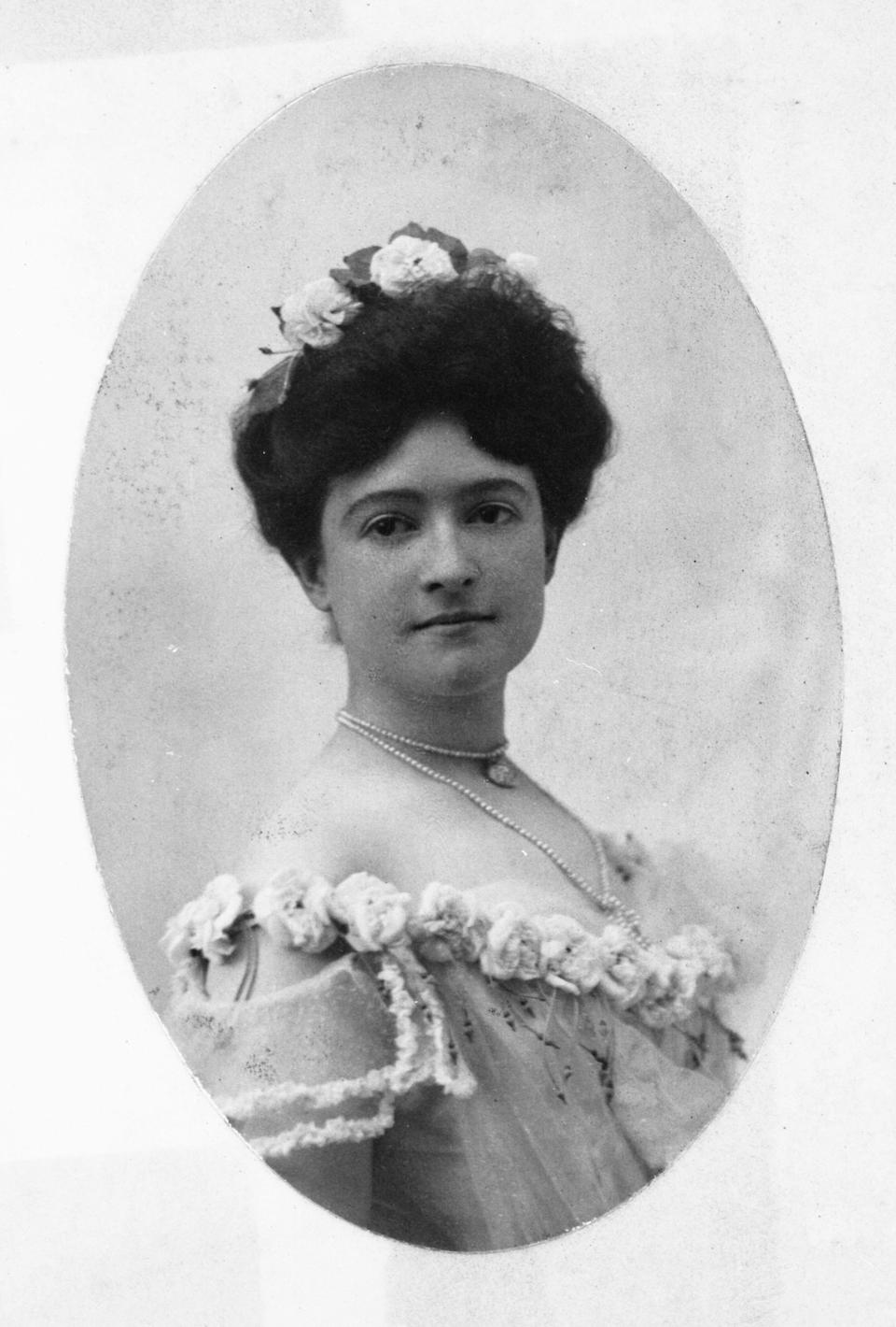 Clara Driscoll, an heiress from Corpus Christi, Texas, has long received full credit for saving the Alamo despite wanting to tear down a critical piece of the structure.