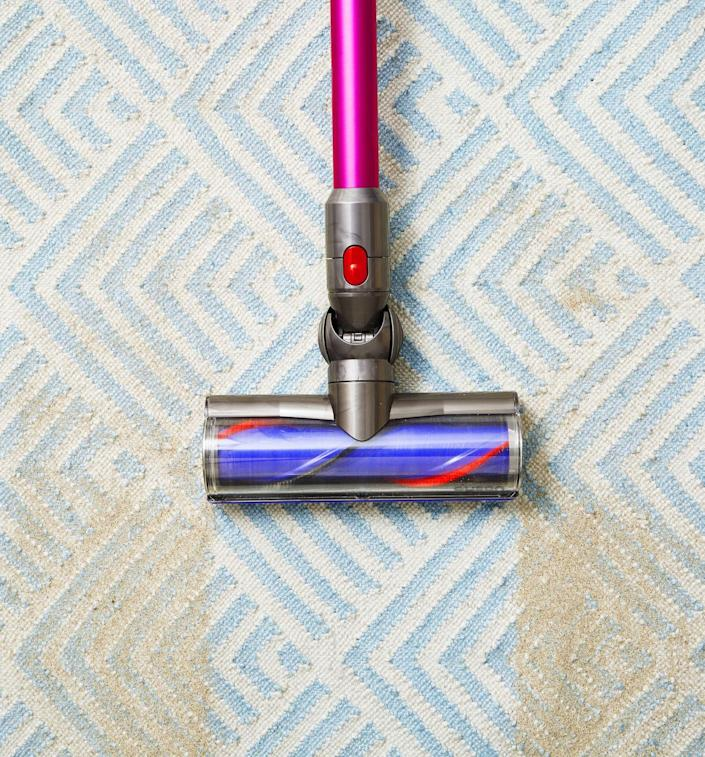 """<p>Yes, you have to clean your cleaners. Replace the bag, clean the dust cup, and replace or wash the filters. Snip threads snarled in the brush with scissors or a seam ripper.</p><p><strong>RELATED: </strong><a href=""""https://www.goodhousekeeping.com/appliances/vacuum-cleaner-reviews/g1833/best-vacuums-1007/"""" rel=""""nofollow noopener"""" target=""""_blank"""" data-ylk=""""slk:The Best Vacuums You Can Buy"""" class=""""link rapid-noclick-resp"""">The Best Vacuums You Can Buy </a></p>"""