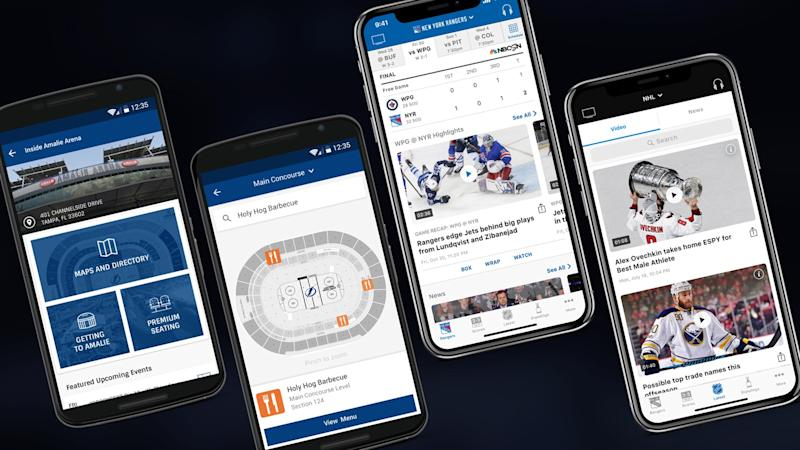 Disney-Run NHL Streaming Service Packs on More Pregame