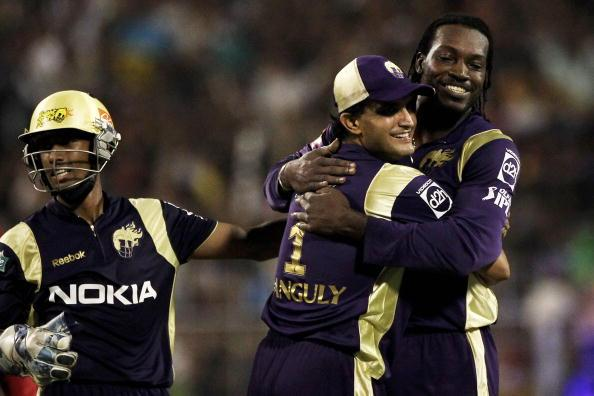 Kolkata Knight Riders v Deccan Chargers - IPL : News Photo
