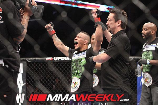 Mike Easton vs. T.J. Dillashaw Added to UFC on Fox 5 Fight Card