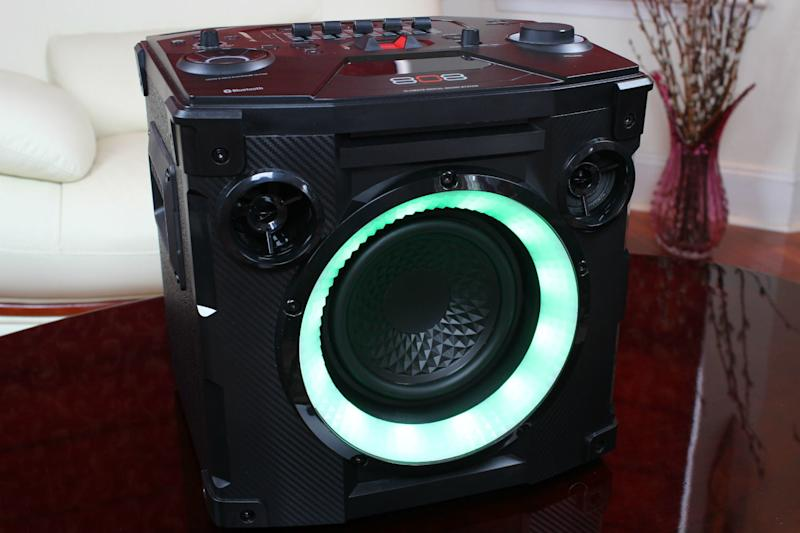 808 Audio Hex Encore portable speaker and PA system review