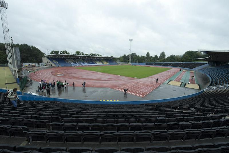 Gloomy future: the Crystal Palace facilities have suffered after a lack of investment: AFP/Getty Images