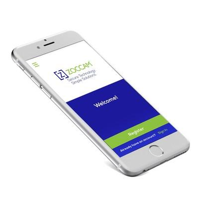 ZOCCAM facilitates the delivery of payments and documents using mobile technologies. (PRNewsfoto/ZOCCAM)