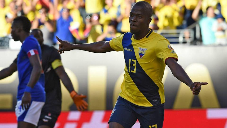 Enner Valencia provided one of the wildest sports stories you'll ever here. (Goal.com)
