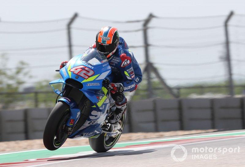 "Alex Rins*. Victorias: 3 (*en activo)<span class=""copyright"">Gold and Goose / Motorsport Images</span>"