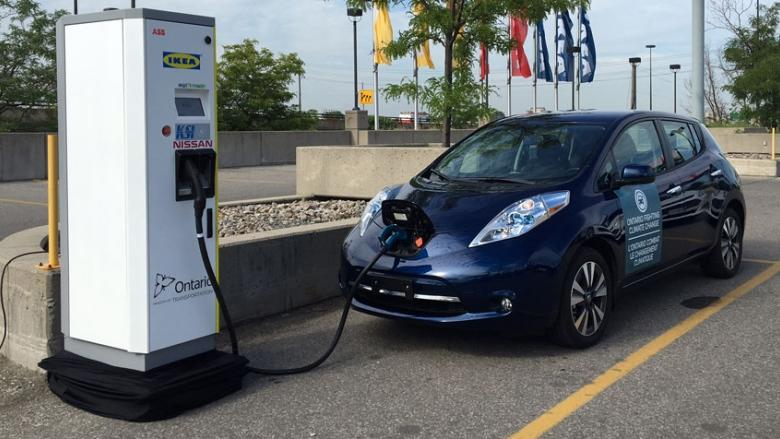 NS Power says $1M for electric vehicle chargers a 'benefit to Nova Scotians'