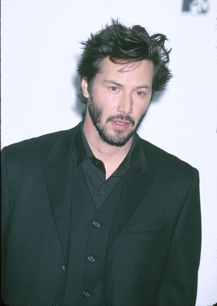 <p>Keanu Reeves rose to fame in 1989 in <em>Bill and Ted's Excellent Adventure</em>, but by 1999 he switched gears from comedy to heading up a little franchise called <em>The Matrix</em><em>. </em>No big deal.</p>