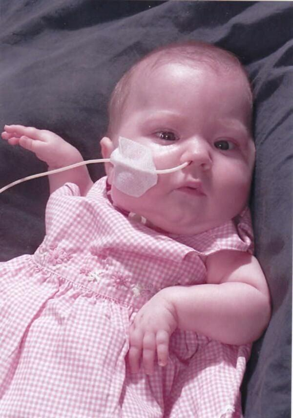 <p>Baby Elizabeth Dixon died in December 2001</p>