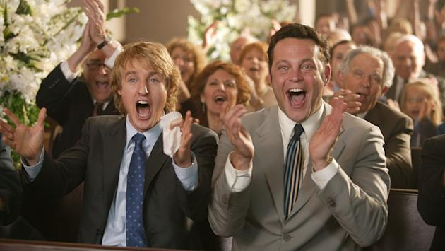 A sequel to the hit movie Wedding Crashers is in 'early development'