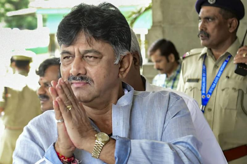 'Tis the Season of Political Weddings: Now, DK Shivakumar's Daughter to Marry CCD Founder's Son
