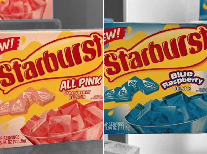 Pink Starburst Drink Mix Is Here So You Can Drink Your Favorite Candy