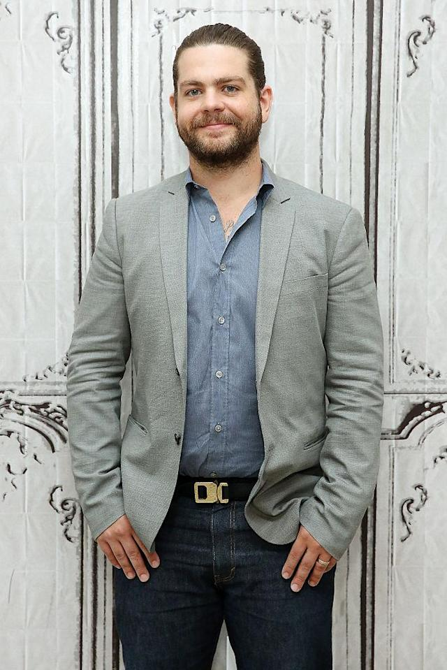 Jack Osbourne during an interview in the Build Series to discuss <em>Ozzy & Jack's World Detour</em> in August 2016. (Photo: Monica Schipper/WireImage)