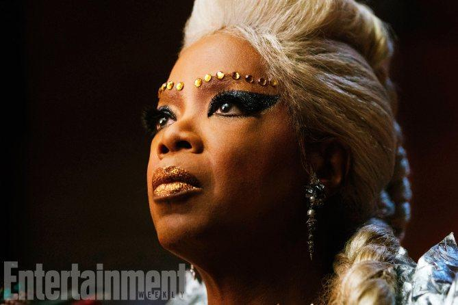 Orpah Winfrey as the Celestial, Mrs. Which, in 'A Wrinkle in Time' (credit: Entertainment Weekly, Disney)
