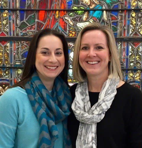 """The Calvary Baptist Church in Washington hired&nbsp;Sally Sarratt and Maria Swearingen as the leaders of their&nbsp;155-year-old congregation in 2017. The Baptist ministers<a href=""""http://www.huffingtonpost.com/entry/gay-couple-will-lead-historic-dc-church-with-a-vision-of-justice_us_5876797ce4b03c8a02d4bf2c"""" rel=""""nofollow noopener"""" target=""""_blank"""" data-ylk=""""slk:told HuffPost their mission is"""" class=""""link rapid-noclick-resp""""> told HuffPost their mission is</a> """"to sit at bedsides, to march for justice, to proclaim &lsquo;belovedness&rsquo; when the world (sometimes even the religious world) proclaims &lsquo;otherness,&rsquo; and to set the table of hospitality for those who need it most."""""""