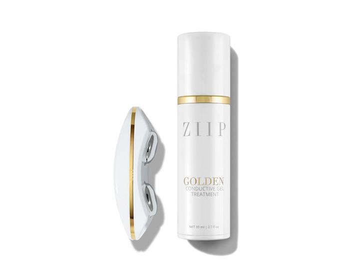 """<p><strong>ZIIP Beauty</strong></p><p>violetgrey.com</p><p><strong>$495.00</strong></p><p><a href=""""https://go.redirectingat.com?id=74968X1596630&url=https%3A%2F%2Fwww.violetgrey.com%2Fproduct%2Fziip-device-with-80-ml-gel-bottle%2FZIP-Z003&sref=https%3A%2F%2Fwww.townandcountrymag.com%2Fstyle%2Fbeauty-products%2Fg19408606%2Fgift-ideas-for-women%2F"""" rel=""""nofollow noopener"""" target=""""_blank"""" data-ylk=""""slk:Shop Now"""" class=""""link rapid-noclick-resp"""">Shop Now</a></p><p>The anti-aging beauty tool she's had her eye on for a while.</p><p><strong>More:</strong> <a href=""""https://www.townandcountrymag.com/style/beauty-products/g25833029/best-beauty-products/"""" rel=""""nofollow noopener"""" target=""""_blank"""" data-ylk=""""slk:The Town & Country Luxury Beauty Awards"""" class=""""link rapid-noclick-resp"""">The <em>Town & Country</em> Luxury Beauty Awards</a></p>"""