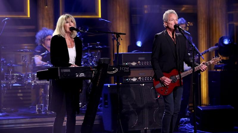 Lindsey Buckingham, Christine McVie Plot Second Leg of U.S. Tour