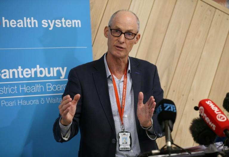 Greg Robertson, chief of surgery at Christchurch Hospital, said previously working with earthquake victims gave staff valuable medical experience