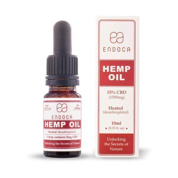 "<a href=""https://www.huffpost.com/entry/cbd-products-sex-life_n_5bb5046fe4b028e1fe3a1657"" target=""_blank"" rel=""noopener noreferrer""><strong>Sexperts</strong></a>&nbsp;say that those who suffer from stress or performance anxiety in the bedroom can alleviate their symptoms with CBD oil. Some sexperts believe CBD oil, the non-psychoactive ingredient in the marijuana plant, could boost spontaneity and increase sensitivity to touch and sexual pleasure.&nbsp;<strong><a href=""https://fave.co/34RcdNQ"" target=""_blank"" rel=""nofollow noopener noreferrer"">This 15 percent CBD oil from Endoca</a></strong>&nbsp;is made with pure organic hemp, and it helps regulate everything from sleep and appetite to mood, pain and inflammation."