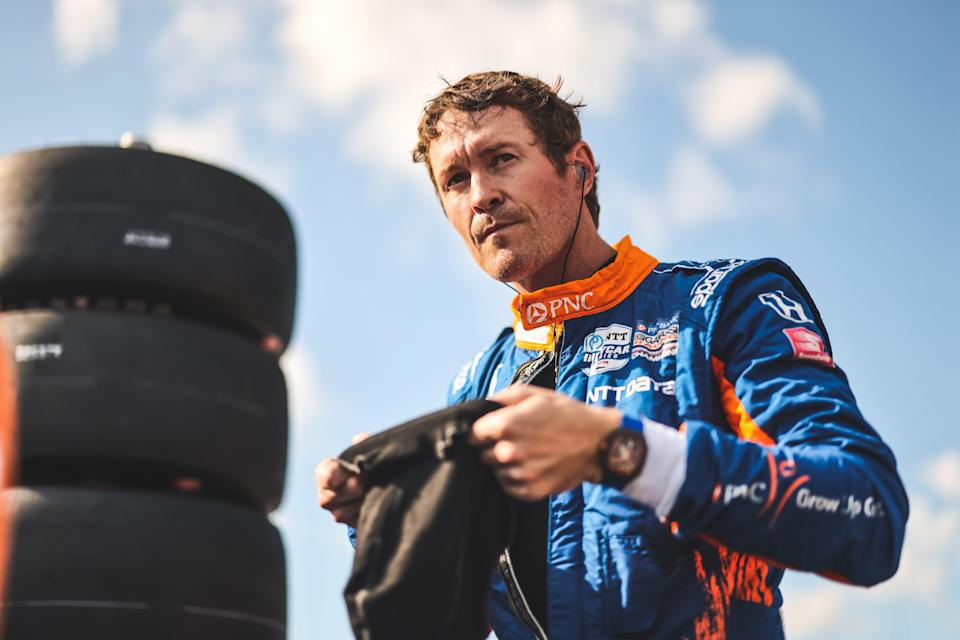 Scott Dixon sits fourth in the IndyCar standings, 49 points behind leader Alex Palou, his Chip Ganassi Racing teammate.