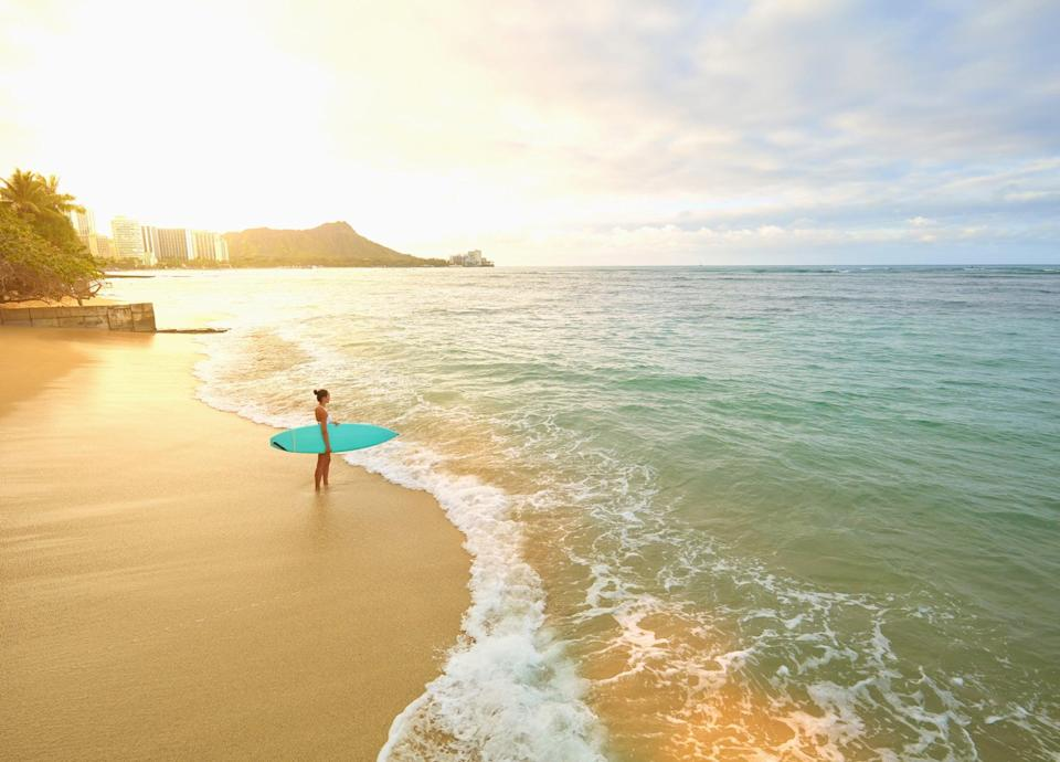 "<p>Honolulu is a destination with a ton of festivals, making it great for someone with wanderlust. For instance, the annual <a href=""http://hawaiifoodandwinefestival.com"" class=""link rapid-noclick-resp"" rel=""nofollow noopener"" target=""_blank"" data-ylk=""slk:Hawaii Food & Wine Festival"">Hawaii Food & Wine Festival</a> is based there with over 150 internationally renowned master chefs, culinary personalities, winemakers, and mixologists. The 135-room <a href=""http://shorelinehotelwaikiki.com/"" class=""link rapid-noclick-resp"" rel=""nofollow noopener"" target=""_blank"" data-ylk=""slk:Shoreline Hotel Waikiki"">Shoreline Hotel Waikiki</a> was recently redesigned with its new ""neon meets nature"" theme, which features vibrant photo backdrops and hotel decor worthy of social media posts.</p>"