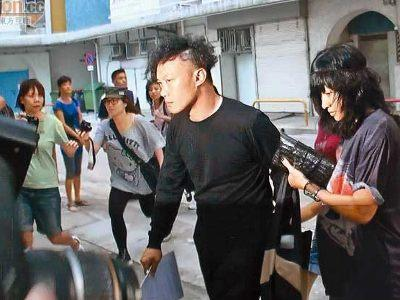 Eason Chan's activities ground to a halt