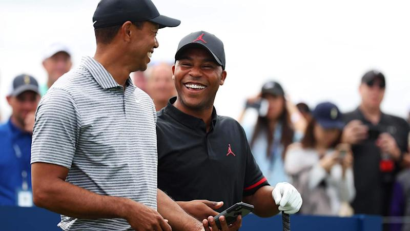 Tiger Woods made video for cancer victim on eve of Masters