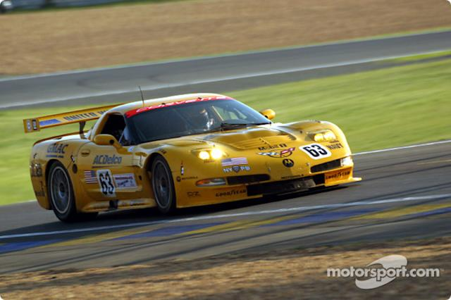 "2002: Corvette Racing Chevrolet Corvette C5-R <span class=""copyright"">Eric Gilbert</span>"