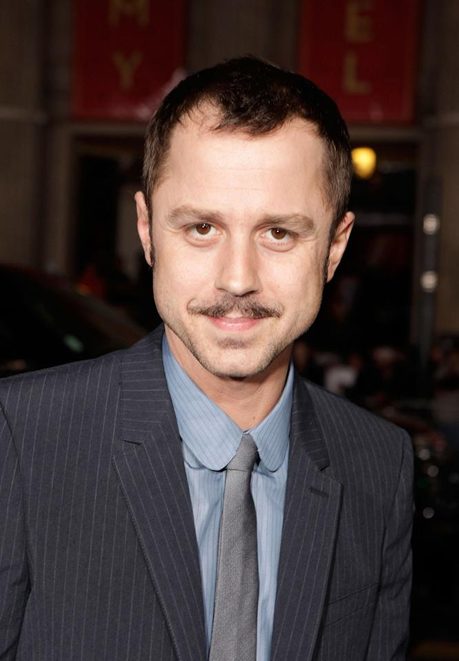 """<a href=""""http://movies.yahoo.com/movie/contributor/1800019606"""">Giovanni Ribisi</a> at the Los Angeles premiere of <a href=""""http://movies.yahoo.com/movie/1809804784/info"""">Avatar</a> - 12/16/2009"""