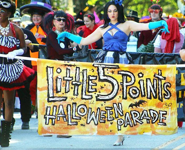 Photo credit: Courtesy of L5P Halloween Festival & Parade