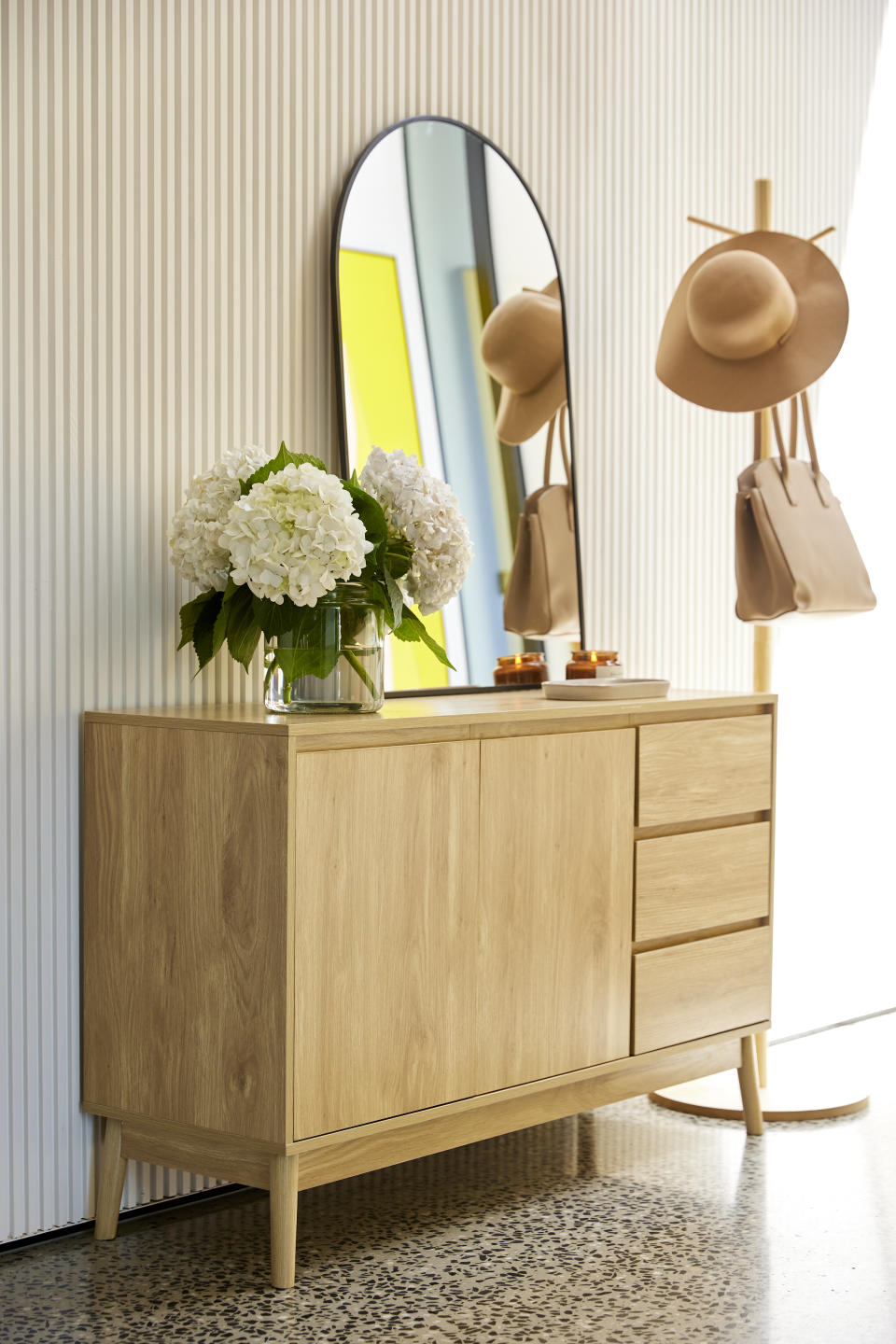 Fans will likely go nuts over the new light wooden pieces. Photo: Supplied