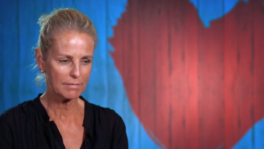 Ulrika Jonsson opened up on 'First Dates Hotel'. (Channel 4)
