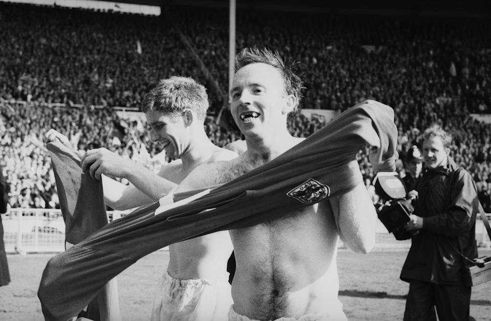 <p>Nobby Stiles</p> (Getty Images)