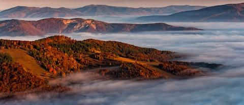 Escape Kosice for Slovakian landscapes like this - Credit: GETTY
