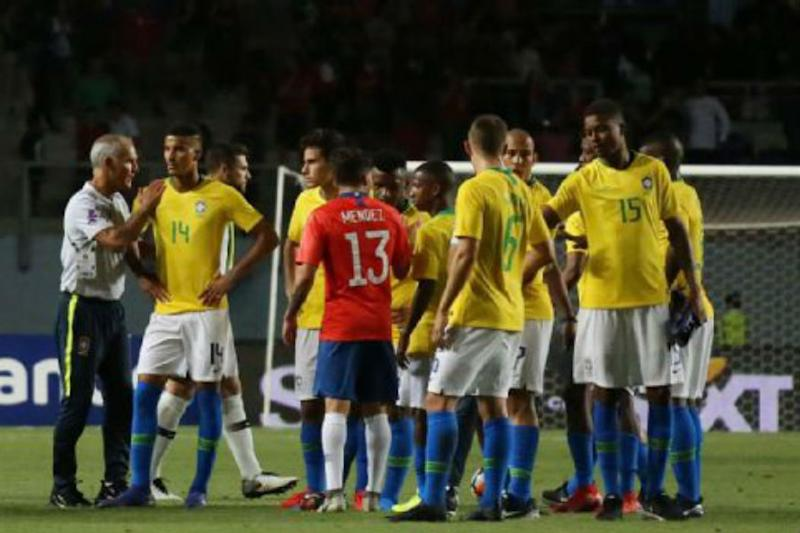 Dismal Brazil Miss Out on U-20 World Cup