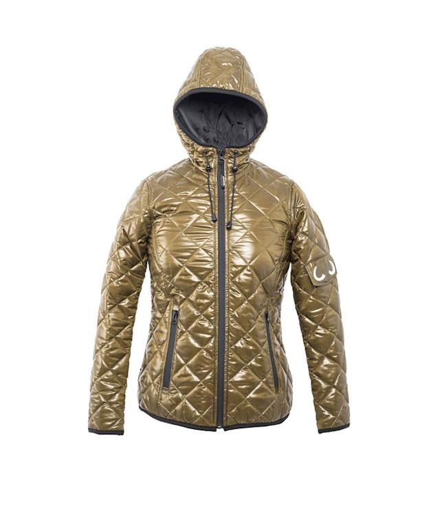 "<p>This shiny, stylish, quilted jacket is weather tested and water-resistant, from a Canadian company dedicated to animal rights, fair labor, and low environmental impact, and with a goal to ""deliver products that leave you feeling warm — both inside and out."" (<a href=""https://www.wullyouterwear.com/collections/women/products/lynx-versa"" rel=""nofollow noopener"" target=""_blank"" data-ylk=""slk:$400, Wully Outerwear"" class=""link rapid-noclick-resp"">$400, Wully Outerwear</a>) </p>"