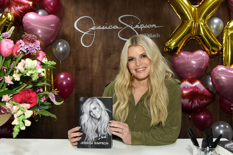 Jessica Simpson recalls forgiving her abuser during face-to-face confrontation