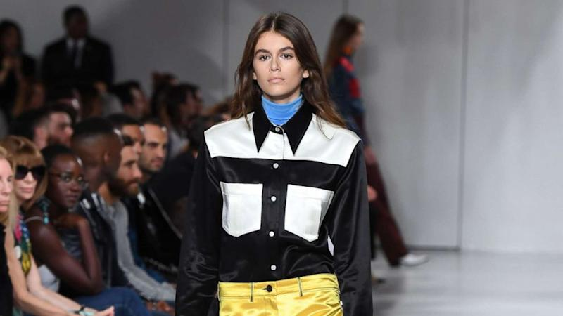 Cindy Crawford's daughter and other famous progeny walking in Fashion Week
