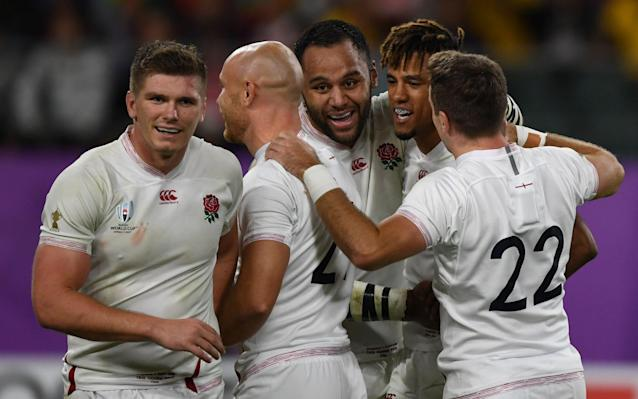 England are through to the final four - and here are all the details you need to know - AFP