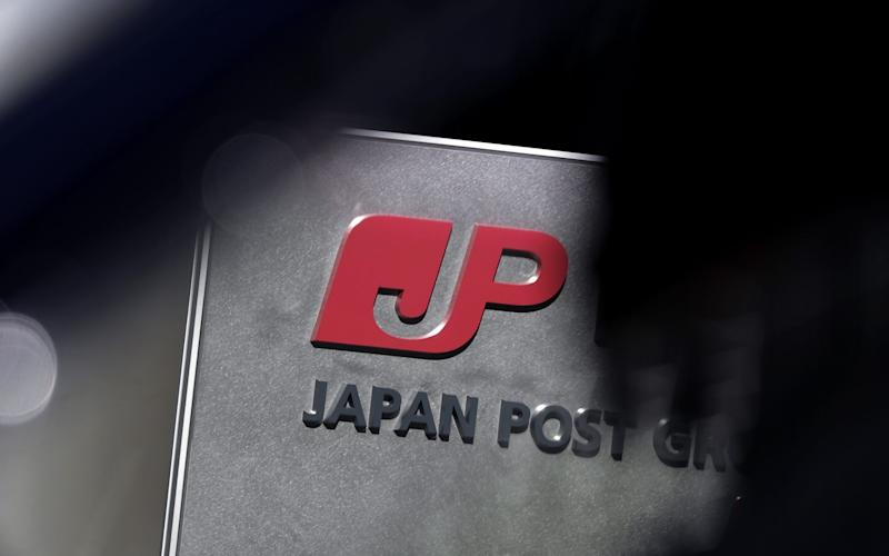 Japan Post, the government-owned mail service, said it would try to ensure every item of mail eventually reached its destination  - Bloomberg