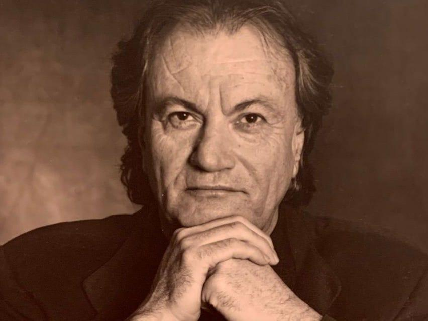 Sergio Rossi died due to complications related to the novel coronavirus.