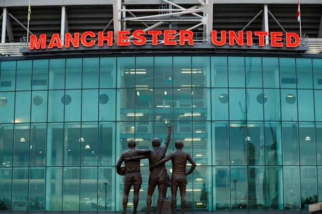 FILE PHOTO: Carabao Cup - Third Round - Manchester United v Rochdale