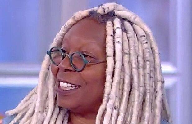 Watch Whoopi Goldberg and Meghan McCain Make Nice After 'The View' Spat: 'Things Get Heated on This Show'