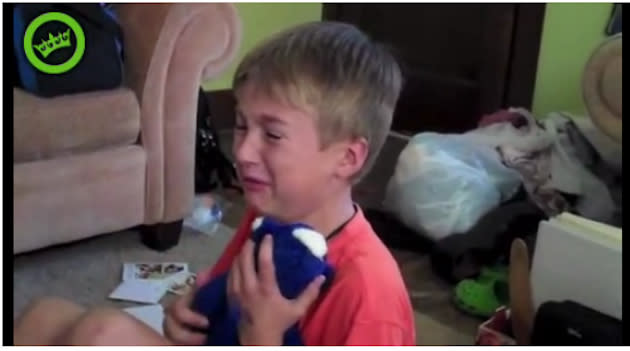 Boy Loses Beloved Toy Monkey Three Years Later Mom Finds It On Ebay