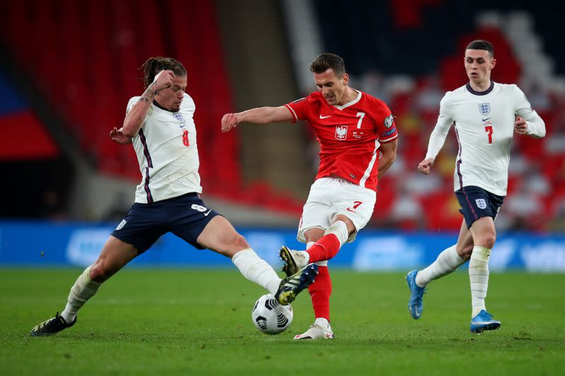 World Cup Qualifiers Europe - Group I - England v Poland