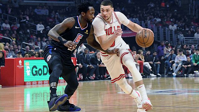 Chicago native Patrick Beverley continues to have fun with Bulls fans on social media who are hoping the veteran guard signs with his hometown Bulls as a free agent this summer, and it led to questions about how Beverley might fit in the Bulls' rebuild.