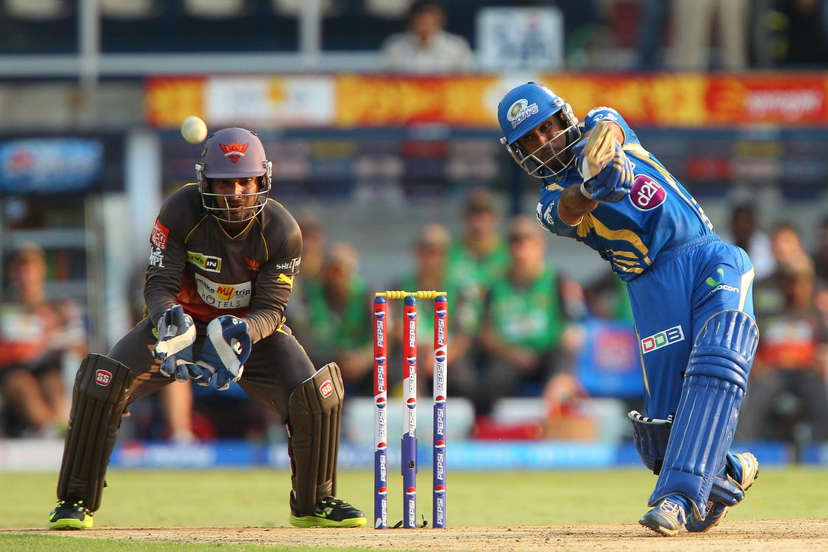 Ambati Rayudu during match 43 of the Pepsi Indian Premier League between The Sunrisers Hyderabad and Mumbai Indians held at the Rajiv Gandhi International  Stadium, Hyderabad  on the 1st May 2013..Photo by Ron Gaunt-IPL-SPORTZPICS ..Use of this image is subject to the terms and conditions as outlined by the BCCI. These terms can be found by following this link:..https://ec.yimg.com/ec?url=http%3a%2f%2fwww.sportzpics.co.za%2fimage%2fI0000SoRagM2cIEc&t=1496058074&sig=7zJ0ZiyBOS0fFh1kv1_bqw--~C