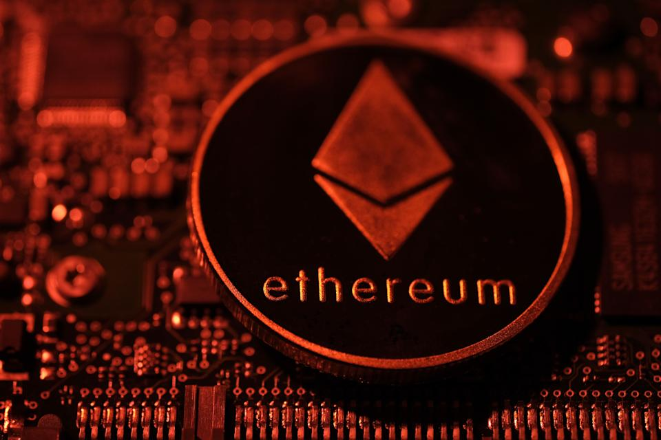 Ethereum. (Foto: Yuriko Nakao/Getty Images)