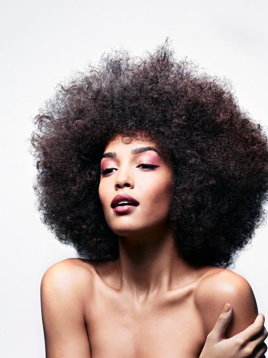 How to style mixed texture hair urmus Image collections